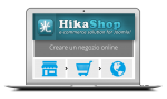 HikaShop per l'e-commerce